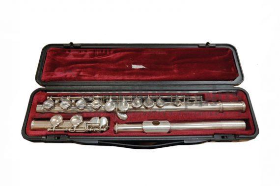 Yamaha 321II Secondhand Flute-c8910