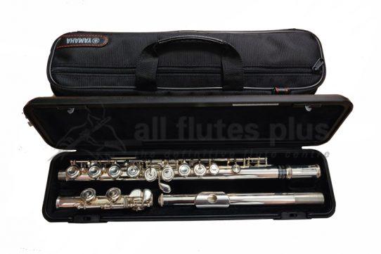 Yamaha YFL212 Secondhand Flute-c8909