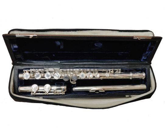 S/H Powell Sonare 5000 Flute Open Holes C Foot #SO61811 C.8271