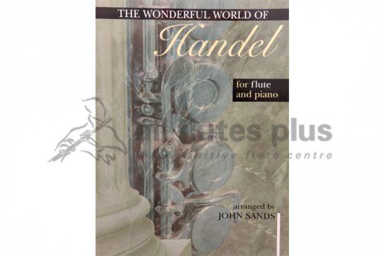 Wonderful World of Handel-Flute and Piano-Kevin Mayhew Publishing