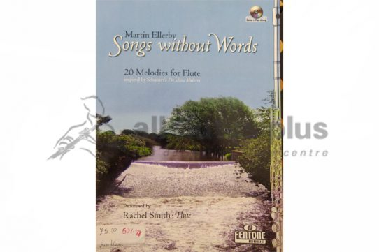 Songs without Words-Flute and CD-Fentone