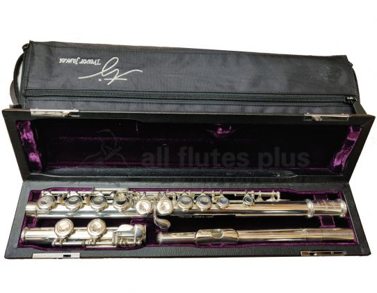 Trevor James 10XE Secondhand Flute-c8908