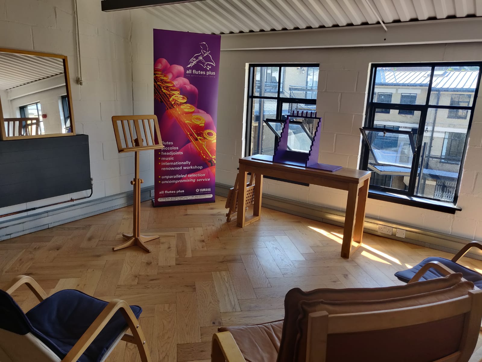 All Flutes Plus Testing Room 2021