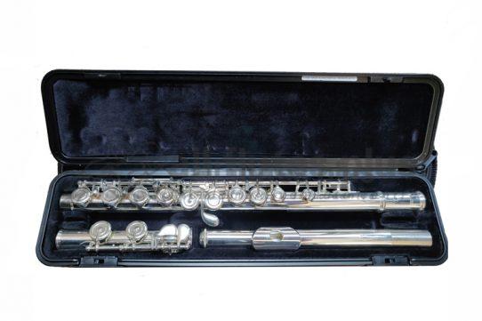 Yamaha YFL212 Secondhand Flute-c8925
