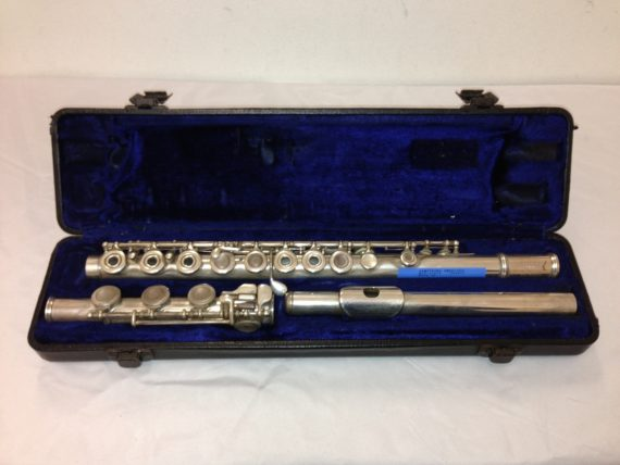 Armstrong Emeritus Secondhand Flute-C20077
