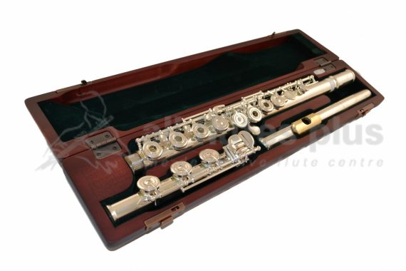 Pearl PF695E Dolce Flute (C Foot/Closed Holes)