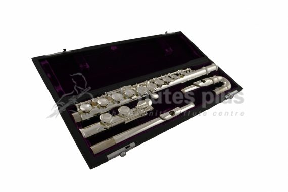 Trevor James 10XCDE IV Flute-Including Curved and Straight Headjoints