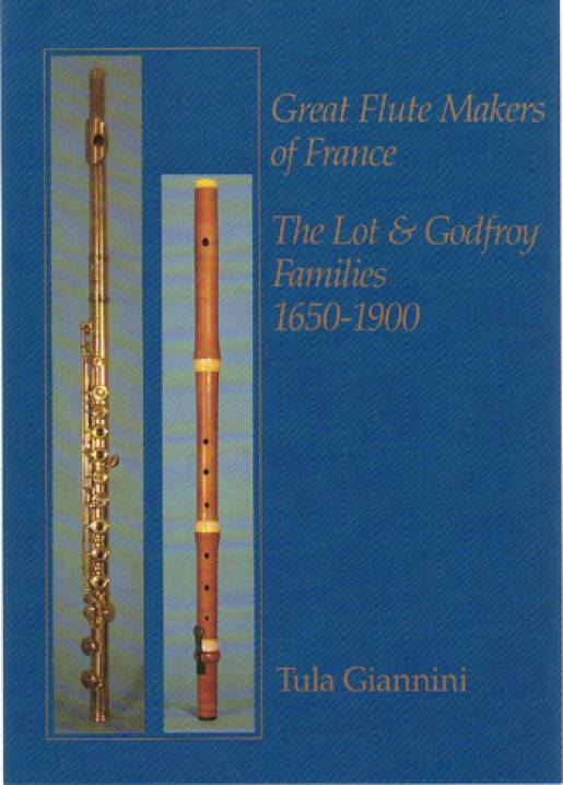 Giannini-Great Flute Makers of France-Bingham