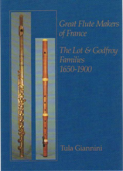 Giannini-Great Flute Makers of France-Bingham