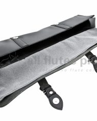 All Flutes Plus Black Leather Case Cover inside