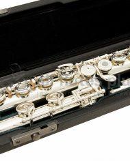 Altus A807E B Foot Flute Model Keywork