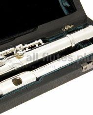Altus A807E C Foot Flute Model Close Up