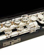 Altus A807E C Foot Flute Model Keywork