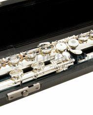 Altus A907E B Foot Flute Model Keywork