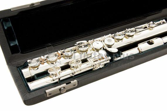 Altus A907E C Foot Flute Model Keywork