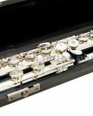 Altus A907RE Inline G-C Foot Flute Model Keywork