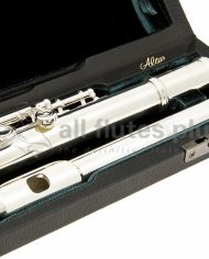 Azumi AZ3E Closed Hole Flute Model Close Up