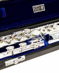 Haynes Q1RE C Foot Flute Model Keywork