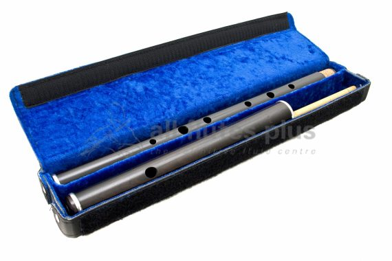 Martin Doyle African Blackwood Traditional Flute in D