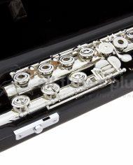 Miyazawa BR602RE C Foot Flute Model Keywork