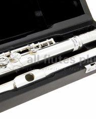 Miyazawa BR958-1 B Foot Flute Model Close Up