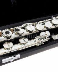 Miyazawa Handmade Alto Flute with Silver Headjoint Keywork