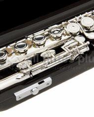 Miyazawa PB202E C Foot Closed Hole Model Flute Keywork