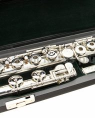 Pearl PF505 Flute Close Up Image Two