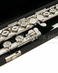 Pearl PF665E Quantz Flute Closed Hole Model Keywork