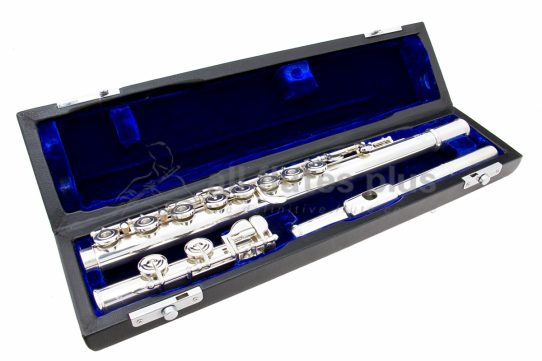 Powell Handmade Conservatory Silver Flute
