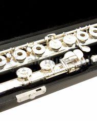 Powell Signature C Foot Flute Model Keywork