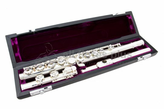 Trevor James Performers Virtuoso Flute (Closed Hole)