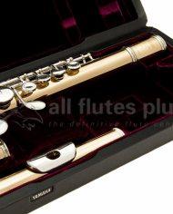 Yamaha YFLA421 Alto Flute-Straight Headjoint Close Up