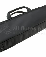 Yamaha YFLA421 Alto Flute-Straight and Curved Headjoint Outer Soft Case