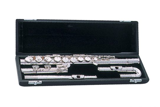 Pearl Alto Flute PFA201 with Straight Headjoint