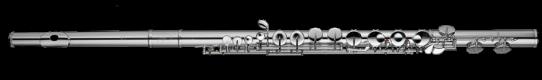 Sankyo AF101 Alto Flute