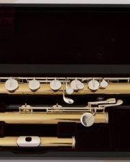 Yamaha YFLB441 Bass Flute Model