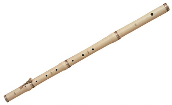 Aulos AF3 Stanesby Junior Baroque Flute
